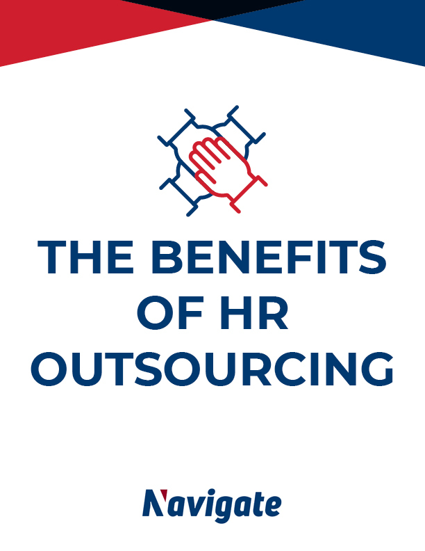 Benefits of HR Outsourcing Cover